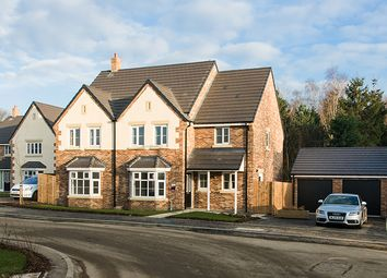 Thumbnail 4 bedroom detached house for sale in The Stirling At The Potteries, Corbridge, Northumberland