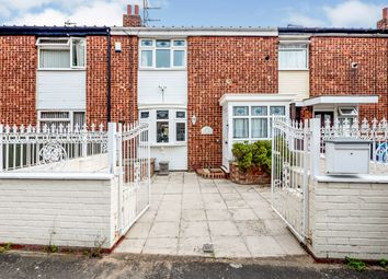2 bed terraced house for sale in West Parade, Hull HU3