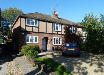 Thumbnail 2 bed maisonette for sale in Monks Close, Enfield