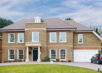 Thumbnail 5 bedroom detached house to rent in Llanvair Close, South Ascot