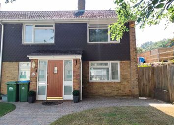 Thumbnail 3 bed end terrace house for sale in Vanguard Road, Southampton