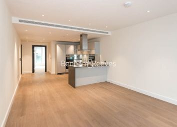 Thumbnail 3 bed flat to rent in Cascade Court, Queenstown Road, Battersea