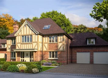 Thumbnail 5 bed detached house for sale in Upper Station Gardens, Newick, Lewes