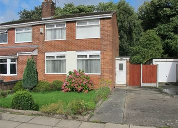 Thumbnail 2 bed semi-detached house for sale in Station Road, Gateacre, Liverpool, Merseyside