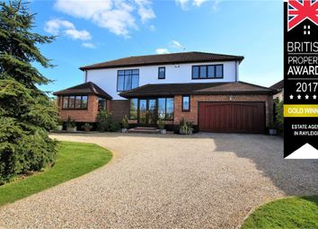 Thumbnail 4 bed detached house for sale in Broadclyst Avenue, Leigh-On-Sea