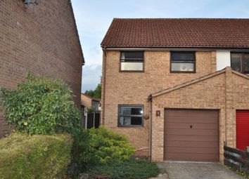 Thumbnail 2 bed semi-detached house to rent in York Close, Monmouth