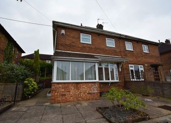 Thumbnail 2 bed semi-detached house to rent in Mallorie Road, Norton, Stoke-On-Trent