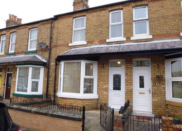 Thumbnail 3 bed terraced house to rent in Ramsey Street, Scarborough