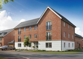 "Thumbnail 2 bed flat for sale in ""Maldon"" at Lake Road, Hamworthy, Poole"