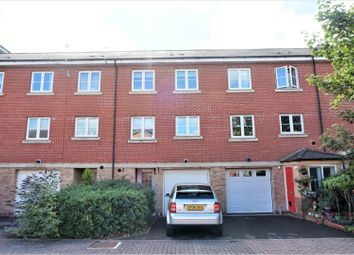 Thumbnail 3 bed town house for sale in Padstow Road, Swindon