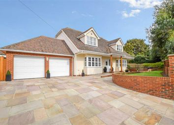 Thumbnail 4 bed detached house for sale in Britannia Gardens, Westcliff-On-Sea, Essex
