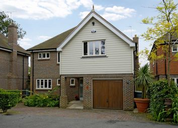 Thumbnail 4 bed detached house to rent in Henfield Road, Cowfold, Horsham