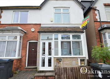 Thumbnail 4 bed semi-detached house for sale in Heeley Road, Birmingham, West Midlands.