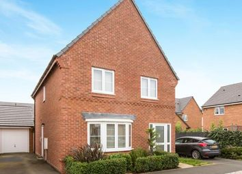 Thumbnail 4 bed detached house for sale in Higher Croft Drive, Crewe, Cheshire