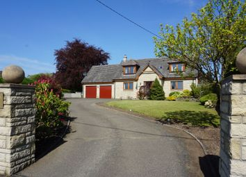 Thumbnail 5 bed detached house for sale in New Alyth, Blairgowrie