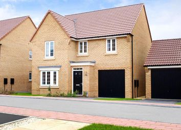 "Thumbnail 4 bedroom detached house for sale in ""Millford"" at Harland Way, Cottingham"