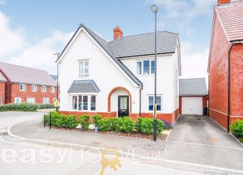Thumbnail 4 bed detached house for sale in Stoneywell, Tadpole Garden Village, Swindon