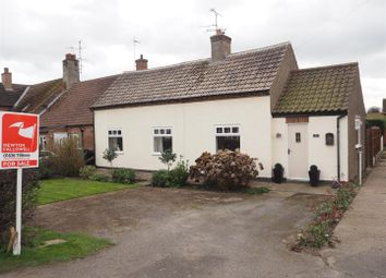 Thumbnail 2 bed bungalow for sale in Weaver Cottage, Palmer Road, Sutton-On-Trent.