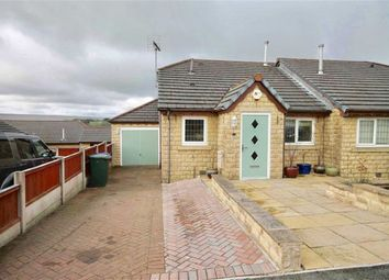 Thumbnail 1 bed semi-detached bungalow for sale in Windermere Road, Bacup