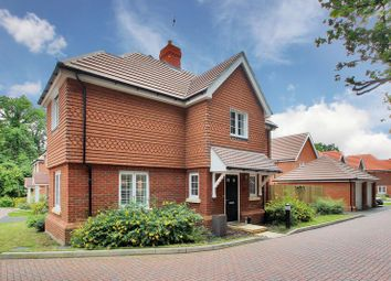 Thumbnail 4 bed detached house for sale in Harlech Close, Worth, Crawley, West Sussex
