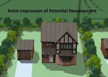 Thumbnail Land for sale in Fieldside, Coates, Whittlesey, Peterborough
