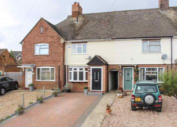 Thumbnail 2 bed terraced house to rent in Fenny Road, Stoke Hammond, Milton Keynes