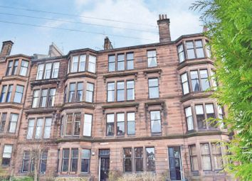 Thumbnail 3 bed flat for sale in Clarence Drive, Hyndland
