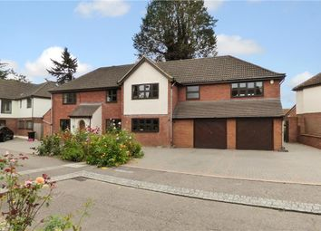 Thumbnail 5 bed detached house for sale in Glendale Close, Shenfield, Brentwood