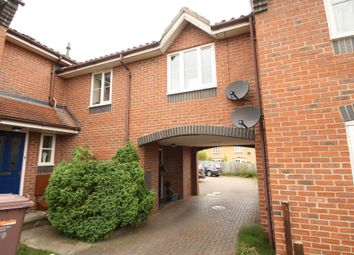 Thumbnail 1 bed terraced house to rent in Munnings Close, Haverhill, Suffolk