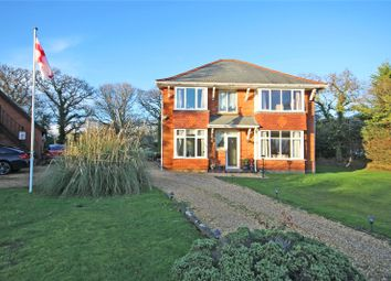 Thumbnail 5 bed detached house for sale in Sway Road, New Milton, Hampshire