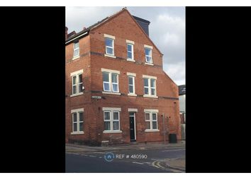 Thumbnail 6 bed end terrace house to rent in Huntingdon Street, Nottingham