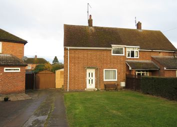 Thumbnail 2 bedroom semi-detached house for sale in Chapman Grove, Corby