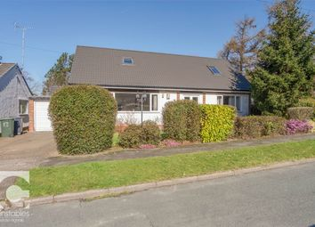 Thumbnail 4 bed detached house for sale in Woodlands Road, Parkgate, Neston, Cheshire