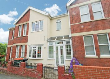 Thumbnail 2 bed terraced house for sale in Uskvale Drive, Caerleon, Newport