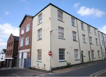 Thumbnail 1 bedroom flat for sale in King Street, Exeter