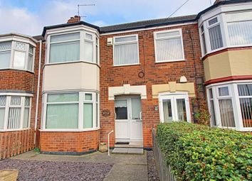Thumbnail 3 bed terraced house for sale in Lodge Street, Hull