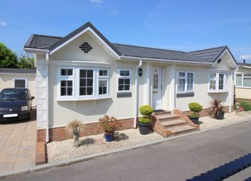 Thumbnail 2 bed mobile/park home for sale in Valdean Home Park, Alresford