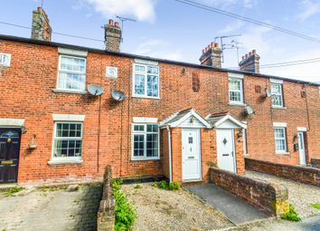 Thumbnail 2 bed terraced house to rent in Sible Hedingham, Halstead, Essex