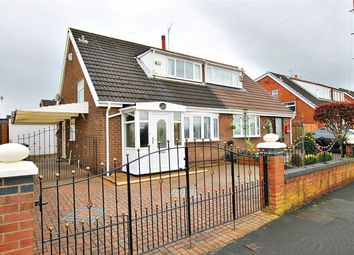 Thumbnail 2 bed semi-detached bungalow for sale in Ashton Road, Golborne, Lancashire