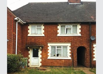 Thumbnail 3 bed terraced house for sale in Dysart Road, Grantham