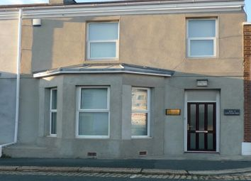 Thumbnail 3 bed terraced house to rent in Lifton Road, Plymouth