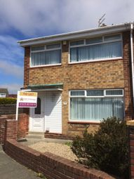 Thumbnail 3 bed semi-detached house to rent in Monkseaton Terrace, Ashington