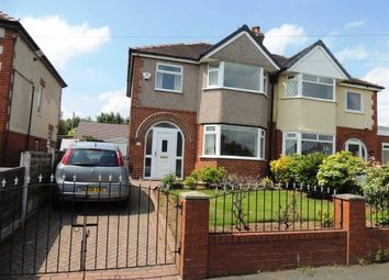 Thumbnail 3 bed semi-detached house for sale in Granville Road, Audenshaw, Manchester