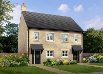 "Thumbnail 3 bedroom terraced house for sale in ""The Berkeley"" at Chesterfield Road, Matlock Moor, Matlock"