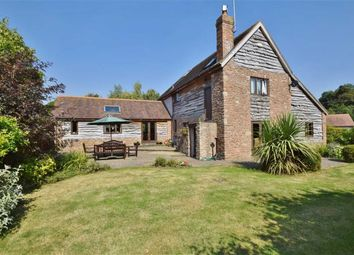 Thumbnail 3 bed detached house for sale in Phocle Green, Ross-On-Wye, Herefordshire