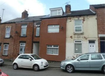 Thumbnail 4 bed terraced house to rent in Ellerton Road, Sheffield