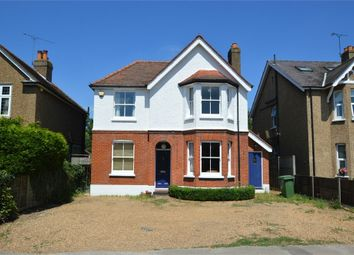 Thumbnail 5 bed detached house for sale in Hersham Road, Hersham, Walton-On-Thames