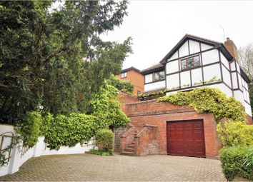 Thumbnail 4 bedroom detached house for sale in Robin Hood Lane, Chatham