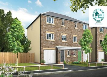 Thumbnail 3 bedroom terraced house for sale in Swanvale, Falmouth, Cornwall