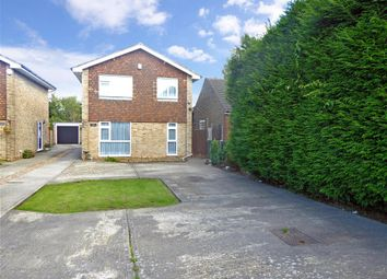 Thumbnail 3 bed detached house for sale in Walderslade Road, Walderslade, Chatham, Kent